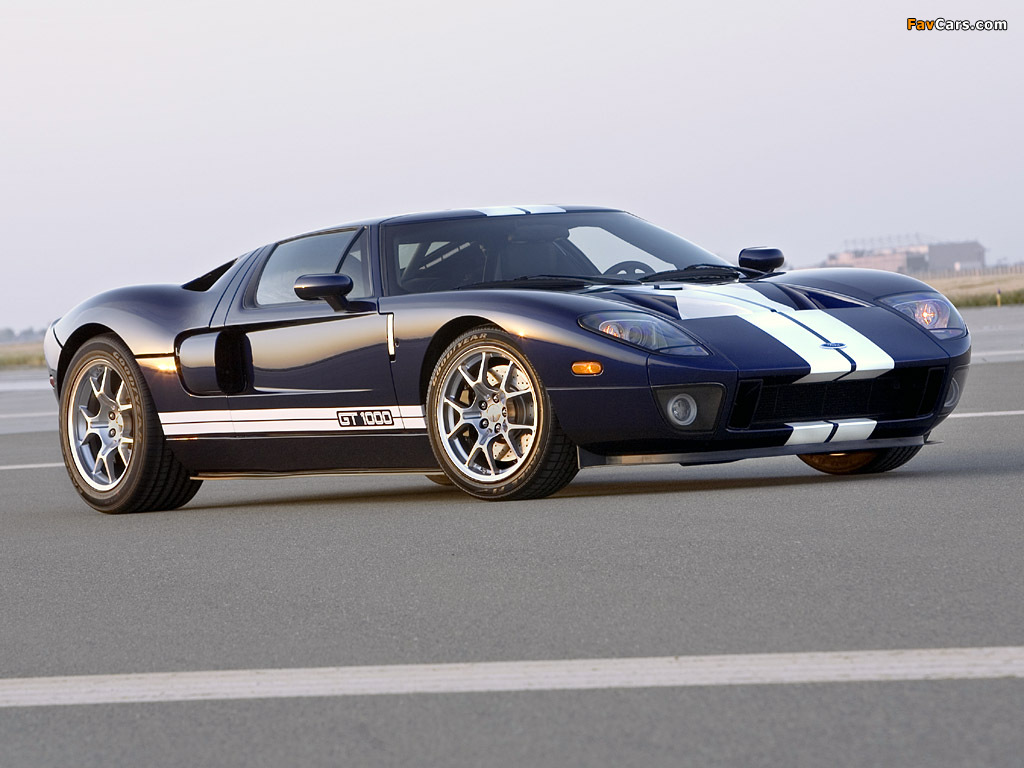 Hennessey GT1000 Twin-Turbo 2007 images (1024 x 768)