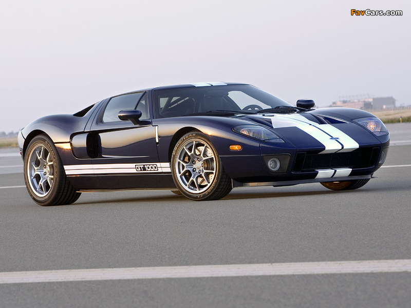 Hennessey GT1000 Twin-Turbo 2007 images (800 x 600)