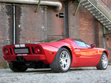 Edo Competition Ford GT 2007 wallpapers