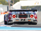 Matech Racing Ford GT 2007 wallpapers