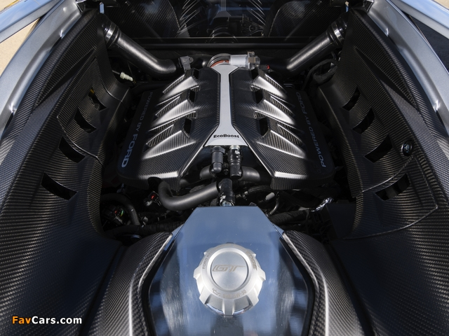 Ford GT 2017 images (640 x 480)