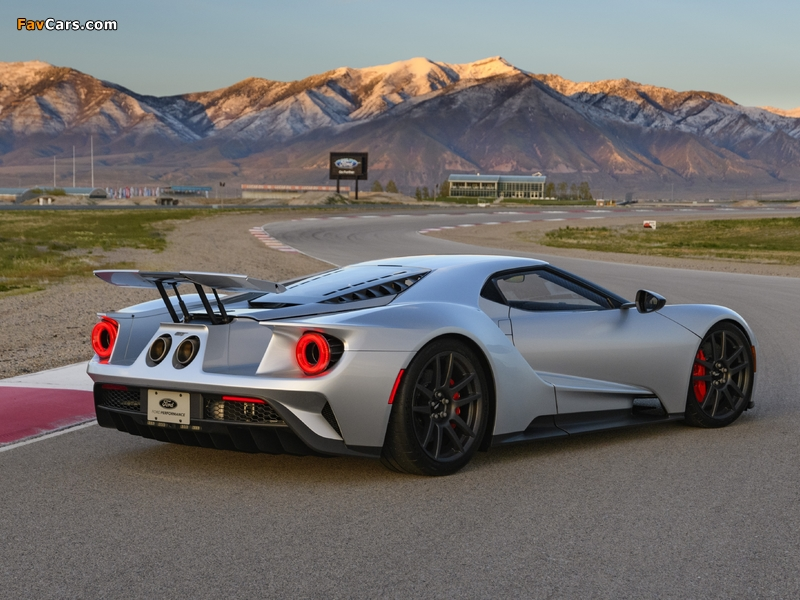 Ford GT 2017 images (800 x 600)