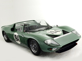 Images of Ford GT Roadster Prototype 1965