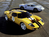 Images of Ford GT40 at Daytona 1965