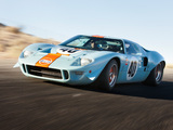 Images of Ford GT40 Gulf Oil Le Mans 1968