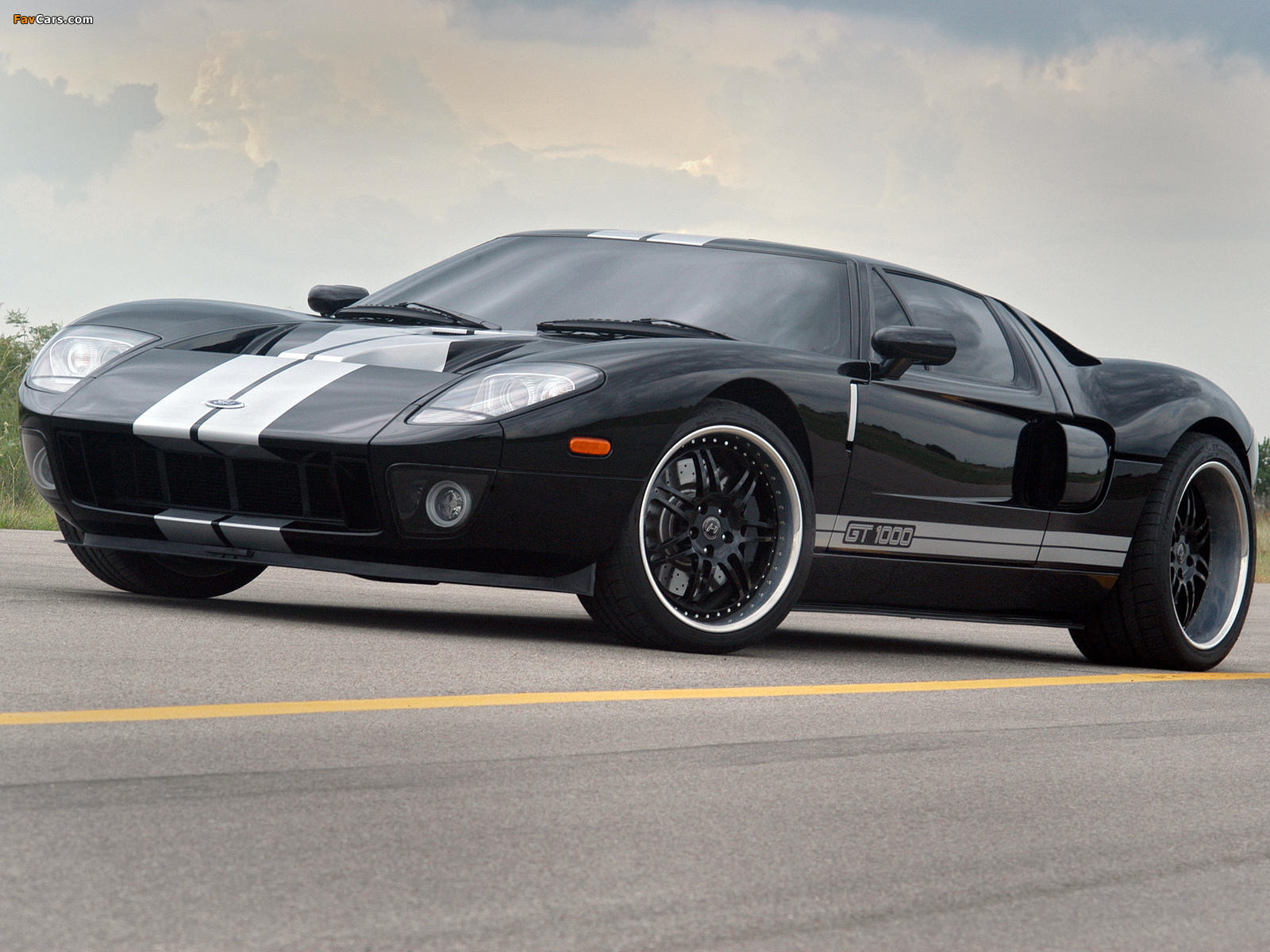Images of Hennessey GT1000 Twin-Turbo 2007 (1600 x 1200)