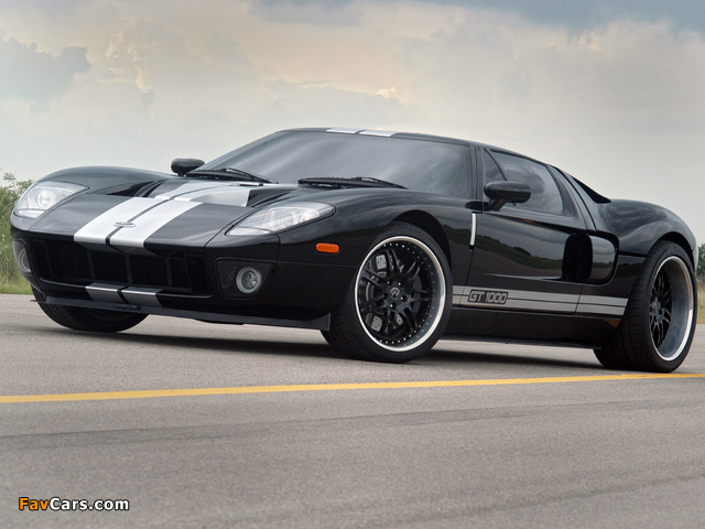 Images of Hennessey GT1000 Twin-Turbo 2007 (640 x 480)