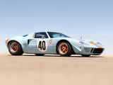 Photos of Ford GT40 Gulf Oil Le Mans 1968
