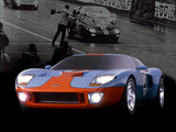 Photos of Ford GT40 Concept 2002