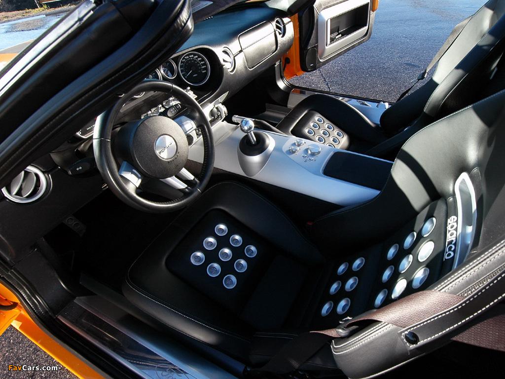 Photos of Ford GTX1 Concept 2005 (1024 x 768)