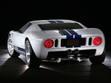 Pictures of Ford GT40 Concept 2002