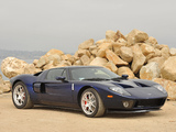 Pictures of Ford GT 2004–06