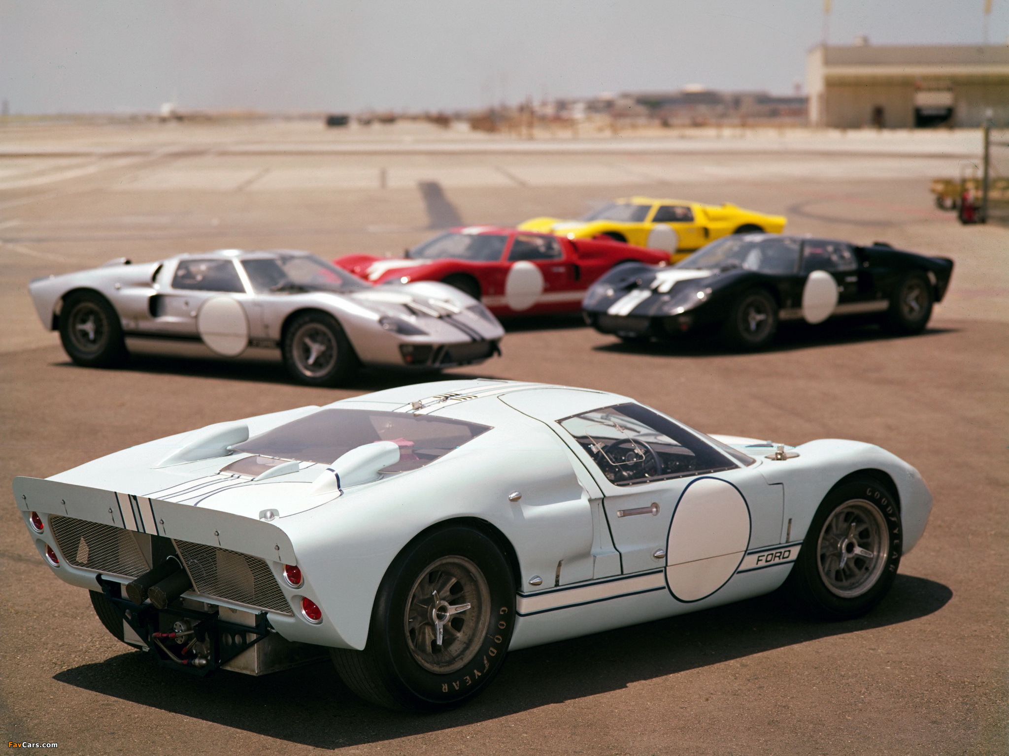 ford gt40 mki 1966 wallpapers 2048x1536