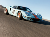 Ford GT40 Gulf Oil Le Mans 1968 wallpapers