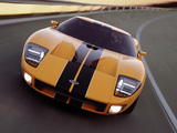 Ford GT40 Concept 2002 wallpapers