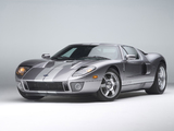 Ford GT Tungsten 2006 wallpapers