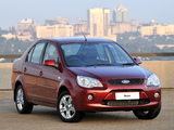 Ford Ikon ZA-spec 2009 images
