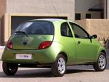 Ford Ka ZA-spec 1996–2008 photos