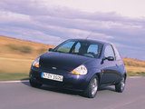 Ford Ka 1996–2008 pictures