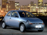 Ford Ka ZA-spec 1996–2008 pictures