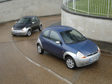 Ford Ka 1996–2008 wallpapers