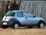 Ford Ka ZA-spec 1996–2008 wallpapers