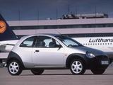 Ford Ka Lufthansa Edition 1997–98 photos