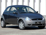 Ford Ka BR-spec 2002–07 photos