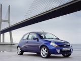 Ford SportKa UK-spec 2003–08 photos