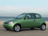 Ford Ka 2005–08 pictures