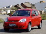 Ford Ka BR-spec 2007–11 wallpapers