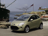 Ford Ka Hydrogen 007 Quantum of Solace 2008 pictures
