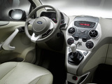 Ford Ka Titanium+ 2010 images
