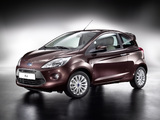 Ford Ka Titanium+ 2010 photos