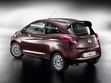 Ford Ka Titanium+ 2010 wallpapers