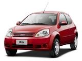 Images of Ford Ka BR-spec 2007–11