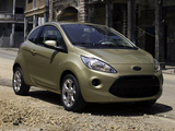Images of Ford Ka Hydrogen 007 Quantum of Solace 2008