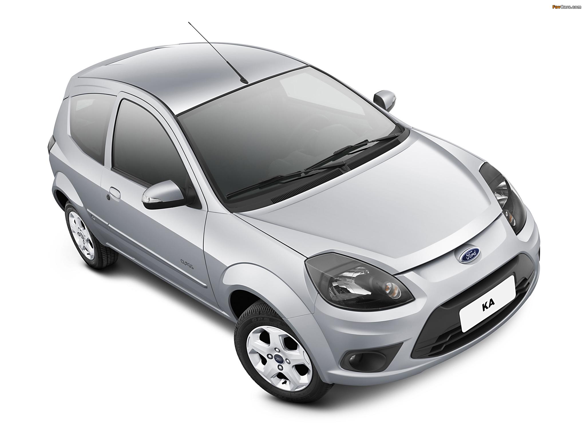 Images of Ford Ka BR-spec 2011 (2048 x 1536)