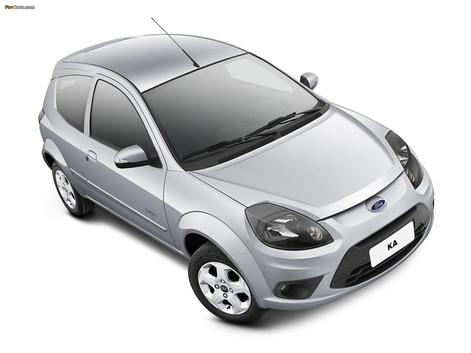 Images of Ford Ka BR-spec 2011 (1600 x 1200)