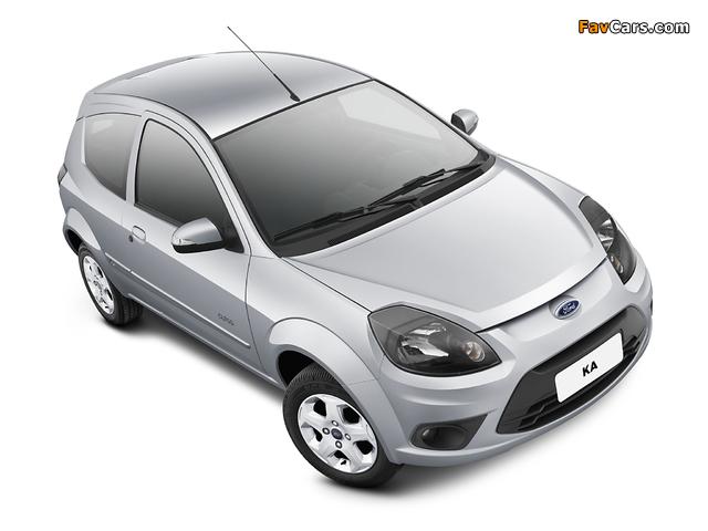 Images of Ford Ka BR-spec 2011 (640 x 480)