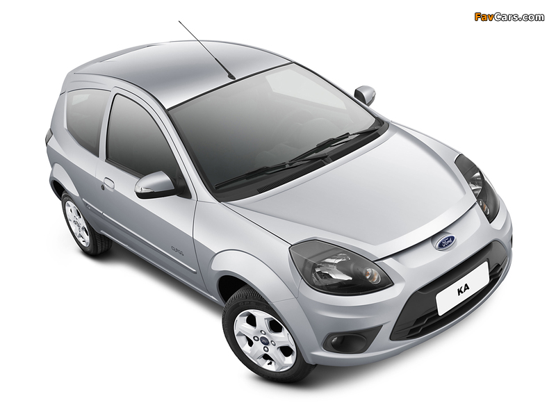 Images of Ford Ka BR-spec 2011 (800 x 600)