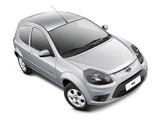 Images of Ford Ka BR-spec 2011