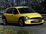 Photos of Ford TouringKa Concept 1998