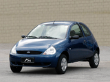 Photos of Ford Ka BR-spec 2002–07