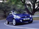 Photos of Ford SportKa UK-spec 2003–08
