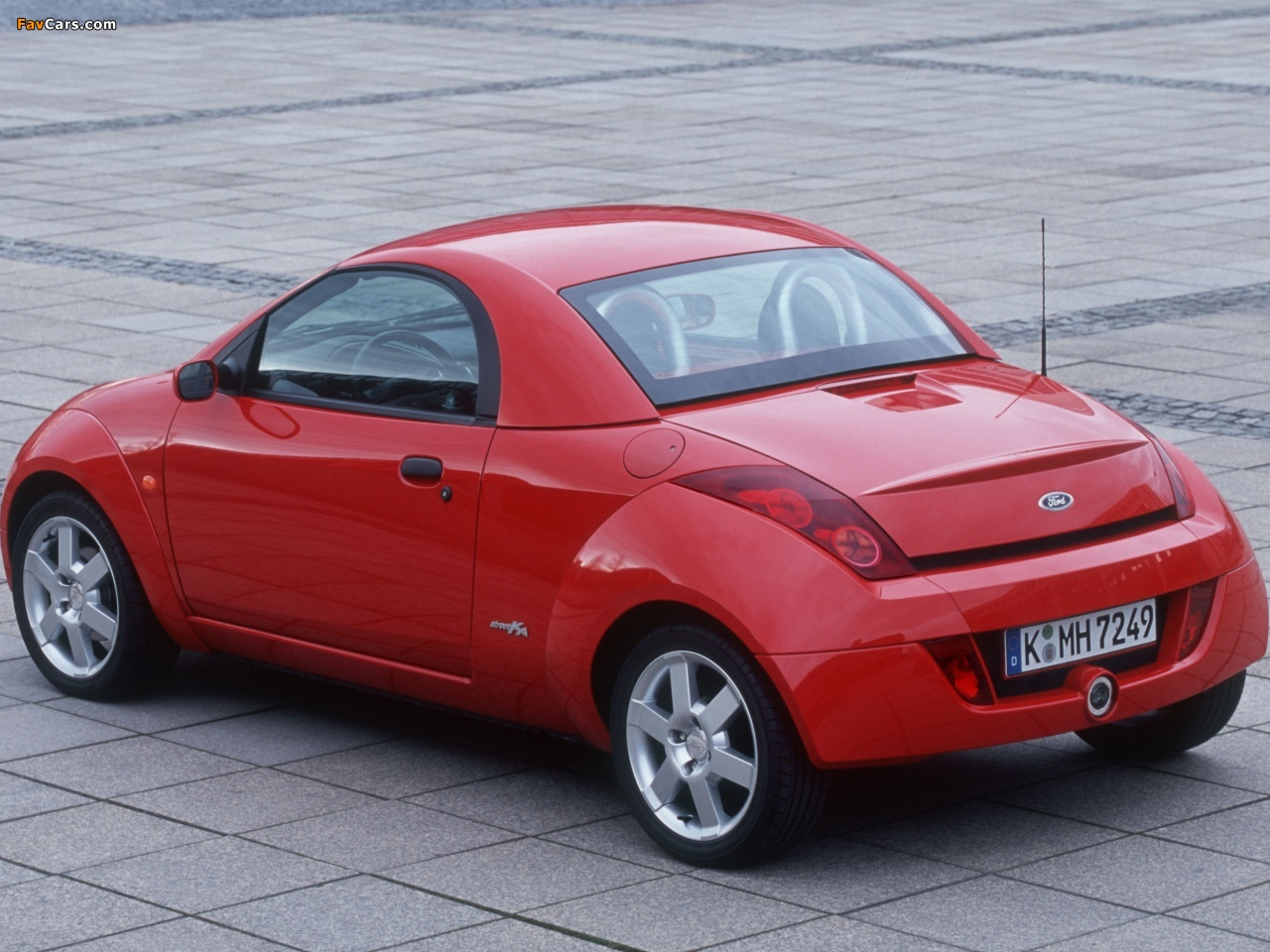 Ford Streetka Roadster Review   Parkers