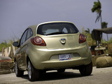Photos of Ford Ka Hydrogen 007 Quantum of Solace 2008