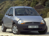 Pictures of Ford Ka 1996–2008