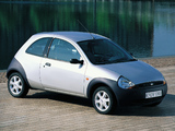 Pictures of Ford Ka Lufthansa Edition 1997–98