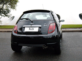 Ford Ka MP3 2005–07 wallpapers